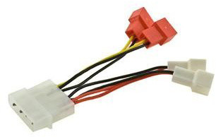Primecooler MX1 Multiconnector Cable 5V/12V