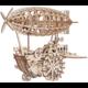Stavebnice RoboTime Fantastická vzducholoď, dřevěná