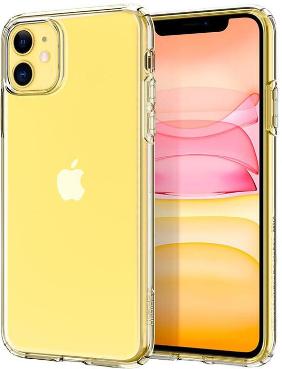 Spigen Liquid Crystal iPhone 11, čiré