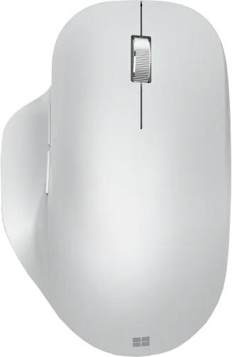 Microsoft Bluetooth Ergonomic Mouse, bílá