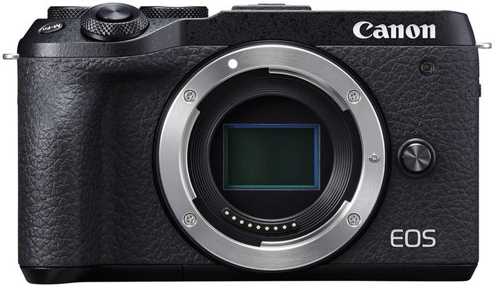 Canon EOS M6 MII, tělo