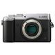 Panasonic Lumix DMC-GX8 - tělo, stříbrná