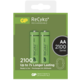 GP AA ReCyko+ 2100mAh, 2ks  + Zdarma nabíječka baterií GP PB410 v hodnotě 149,-