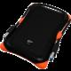 Silicon Power Armor A30 - 500GB, černá