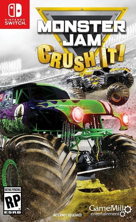 Monster Jam - Crush It (SWITCH)