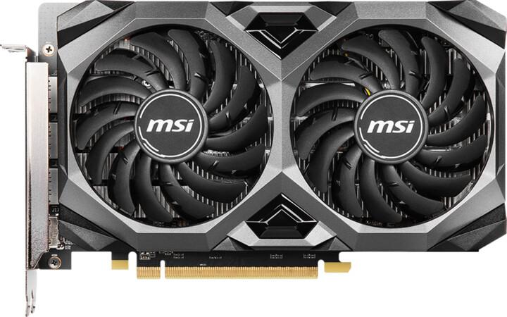 MSI Radeon RX 5500 XT MECH 4G OC, 4GB GDDR6