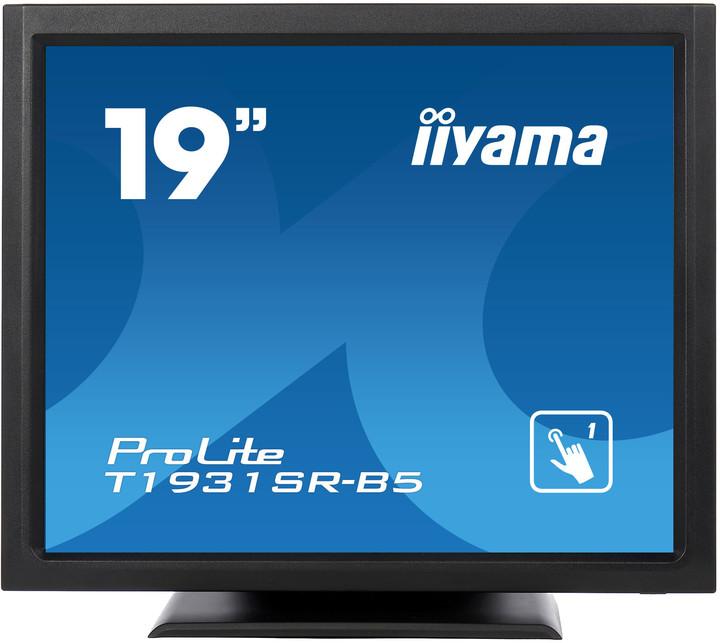 "iiyama ProLite T1931SR-B5 - LED monitor 19"""