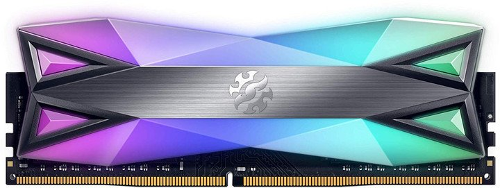 ADATA XPG SPECTRIX D60G 8GB DDR4 3000, wolframová