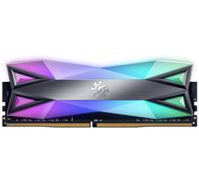 ADATA XPG SPECTRIX D60G 8GB DDR4 3200 CL16, wolframová