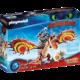 Playmobil Dragons 70731 Snoplivec a Tesák