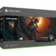 Xbox ONE X, 1TB, černá + Shadow of Tomb Raider