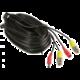 YALE CCTV HD BNC kabel 18m