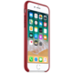 Apple kožený kryt na iPhone 8/7 (PRODUCT)RED, červená