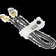 Tribe Minions Jail Time Minion Micro USB kabel (120cm) - Žlutý