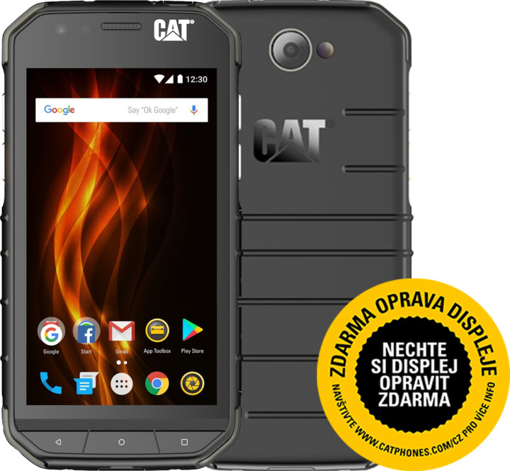 CAT S31, 2GB/16GB, DualSim