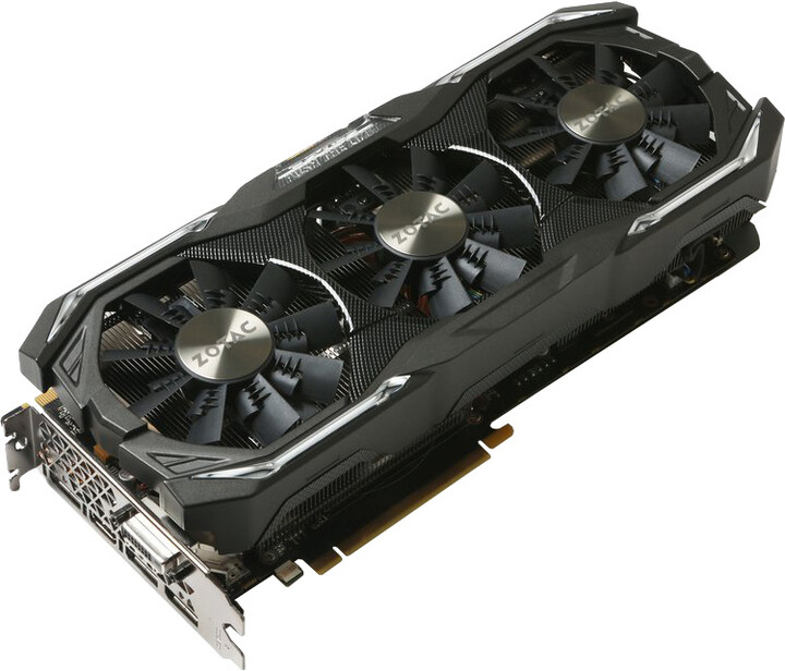 Zotac GeForce GTX 1080 AMP Extreme, 8GB GDDR5X