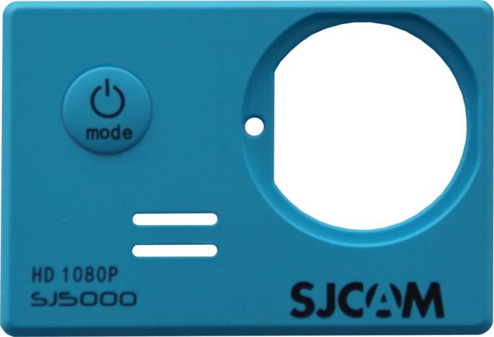 SJCAM ochranný kryt pro SJ5000, modrý
