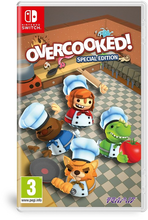Overcooked - Special Edition (SWITCH)