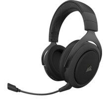 Corsair HS70 Pro Wireless, černá