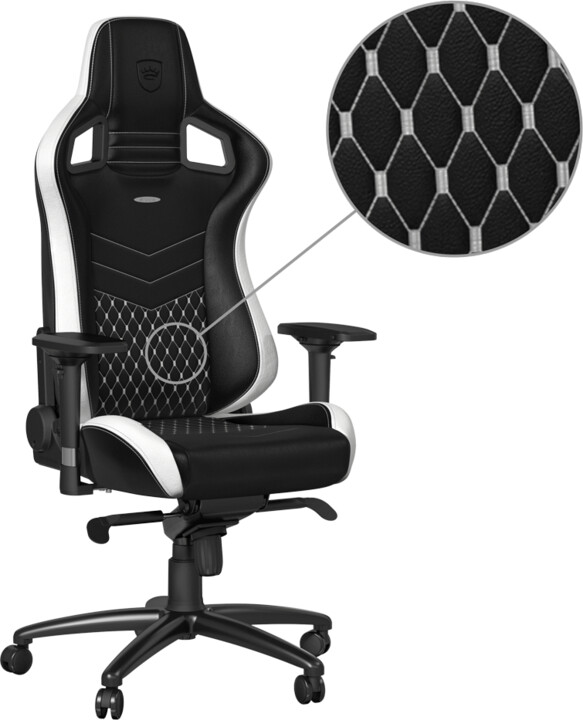 525428399c36 Noblechairs EPIC Real Leather