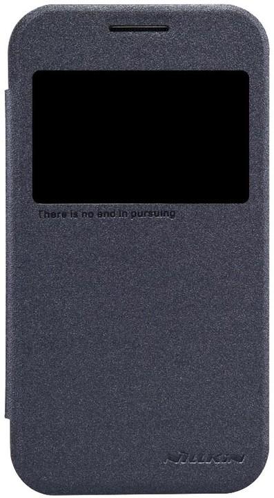 Nillkin Sparkle S-View pouzdro pro Samsung G360 Galaxy Core Prime, černá
