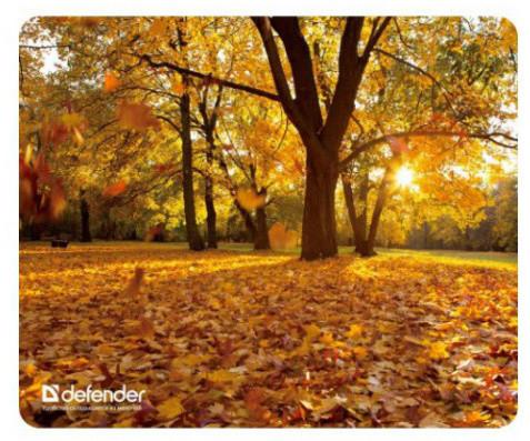 Defender Autumn podložka pod myš