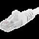 PremiumCord Patch kabel UTP RJ45-RJ45 level 5e, 0.25m, bílá