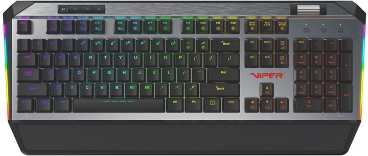 Patriot Viper V765, Kailh White, US
