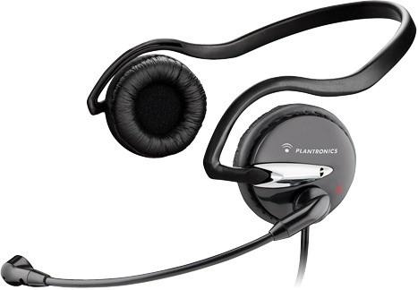 Plantronics .Audio 345, černá