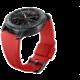 Samsung výměnný pásek silikon Gear S3, Orange Red