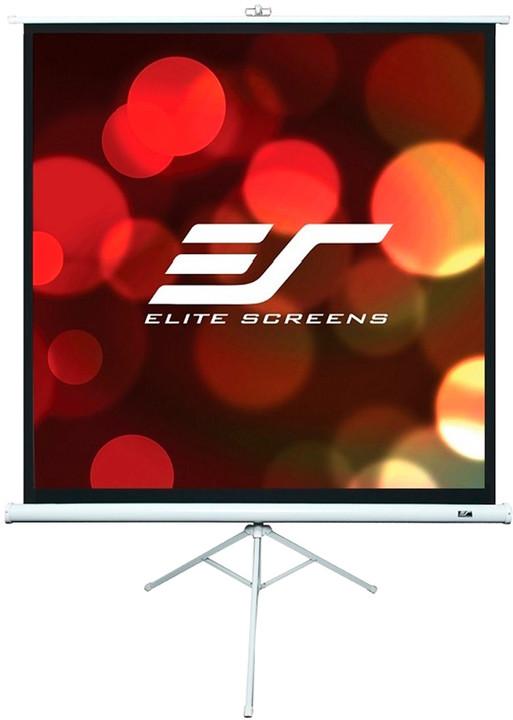 """Elite Screens plátno mobilní trojnožka, 113"""" (1:1)"""