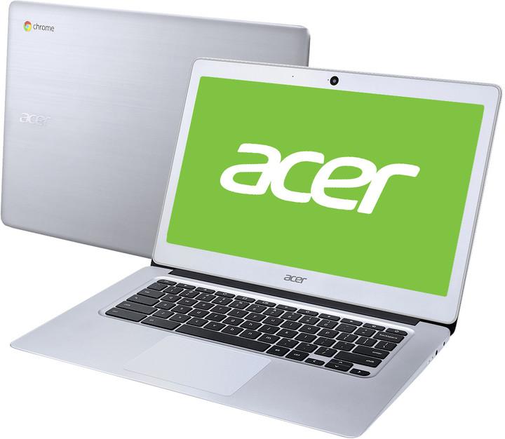 Acer Chromebook 14 (CB3-431-C1KH), stříbrná
