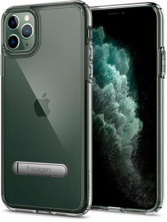 Spigen Ultra Hybrid S iPhone 11 Pro, čiré