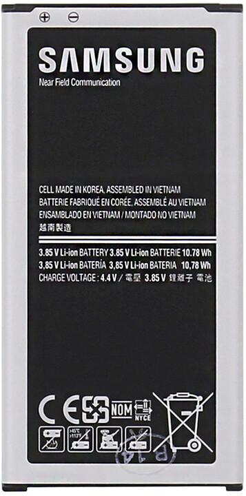 Samsung EB-BG900BBE baterie 2800mAh Li-Ion pro Samsung G900 Galaxy S5 (Bulk)
