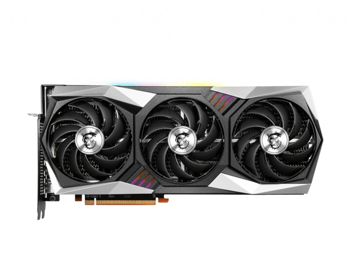 MSI Radeon RX 6900 XT GAMING Z TRIO 16G, 16GB GDDR6