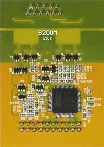 WELL BRI modul pro ústředny mPBX– 2xBRI port pro 2xISDN