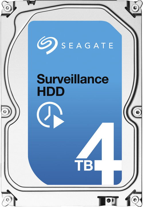 Seagate Surveillance - 4TB