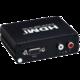 PremiumCord HDMI elektronický konvertor na VGA + audio L/R