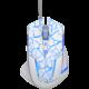 E-Blue Mazer Pro, bílá/modrá