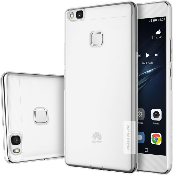 Nillkin Nature TPU Pouzdro Transparent pro Huawei Ascend P9 Lite