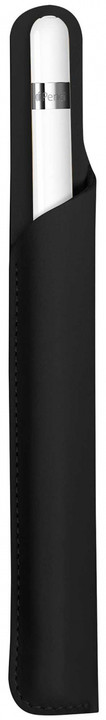 TwelveSouth PencilSnap magnetic leather case for Apple Pencil - black