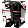 Fortron T-Wings CMT710, Dual System, Red
