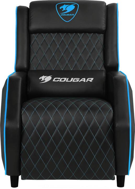 Cougar Ranger PS, černé/modré