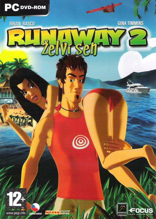 Runaway 2 - PC