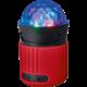 Trust Dixxo Go Wireless Bluetooth Speaker with party lights, červená  + Voucher až na 3 měsíce HBO GO jako dárek (max 1 ks na objednávku)