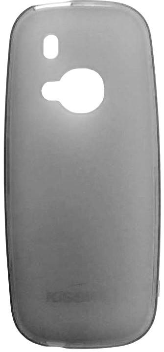 Kisswill TPU pouzdro pro Nokia 3310 (2017), černá