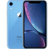 Apple iPhone Xr, 64GB, modrá  + HD USB SanDisk iXpand Base - 64GB v hodnotě 1199 Kč + Půlroční předplatné magazínů Blesk, Computer, Sport a Reflex v hodnotě 5800Kč