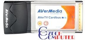 AVer TV Cardbus PCMCIA