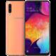 Samsung Galaxy A50, 4GB/128GB, Coral  + Půlroční předplatné magazínů Blesk, Computer, Sport a Reflex v hodnotě 5 800 Kč