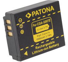 Patona baterie pro Panasonic CGA - S007E Li-Ion 3.6V 1000mAh - PT1043